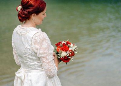 Braut Carola