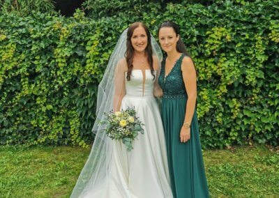 Braut Steffi